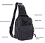 miniature 6 - Men Backpack Molle Tactical Sling Chest Bag Assault Pack Messenger Shoulder Bag