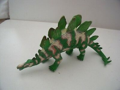 "Prehistoric Stegosaurus Dinosaur Figure 9"" Long Elegant In Style Action Figures Toys & Hobbies"