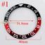 40mm-Red-Black-Blue-Green-Ceramic-Titanium-bezel-insert-fit-GMT-automatic-watch thumbnail 2