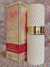 Vintage 80s Fleur de Fleurs 1.7 oz 50ml Eau de Toilette Nina Ricci FIRST FORMULA