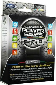 Datel-Action-Replay-Power-Saves-PRO-New-Nintendo-3DS-2DS-XL-Saves-Cheats-Codes