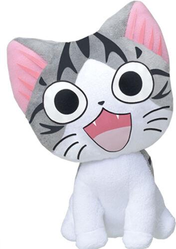 Chii/'s Sweet Home 6/'/' Eyes Open Sitting Cat Plush Anime Manga NEW