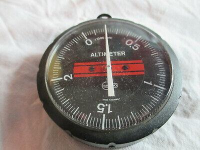 Altimeter//Höhenmesser Typ 29.6m 6000m von Barigo ***NEU***