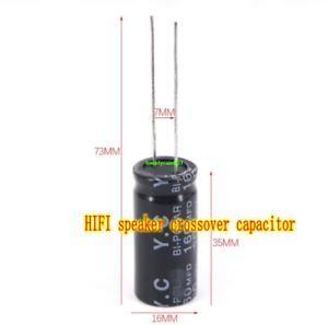 100V150uF Audio divider capacitor Speaker HIFI capacitor Promise capacitance