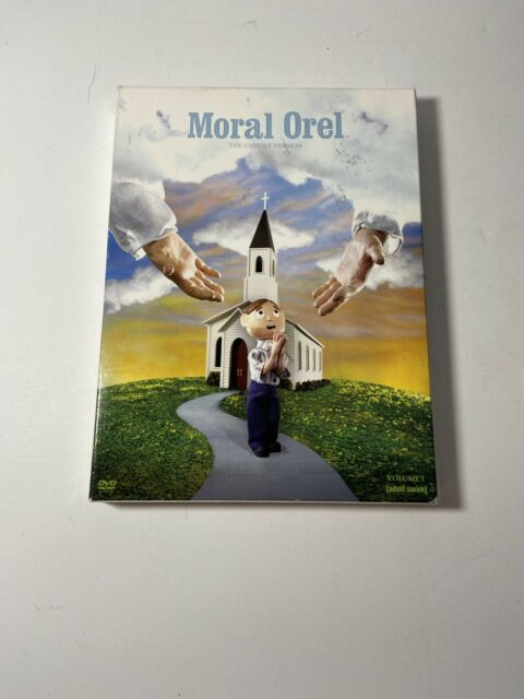 Moral Orel: Volume One (DVD, 2007, 2-Disc Set)