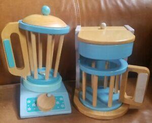 Kidkraft Wooden Toy Food Coffee Maker