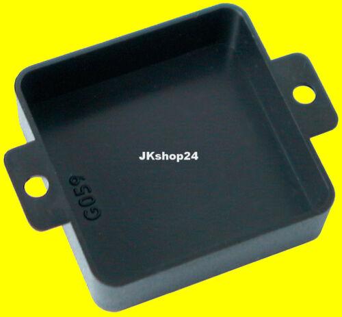 KEMO G059 Modul-Halbschalen Kunststoffgehäuse 40 x 40x 12 mm Elektronik//Platinen