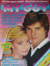 MY GUY MAGAZINE 30/4/83 - CULTURE CLUB - PETER POWELL