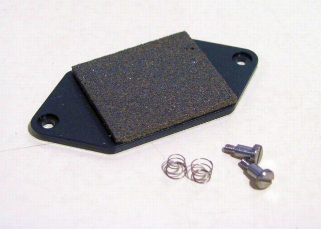 Piko 56115 Ersatzschleifplatte für Schienenreinigungswagen Neuware mit OVP