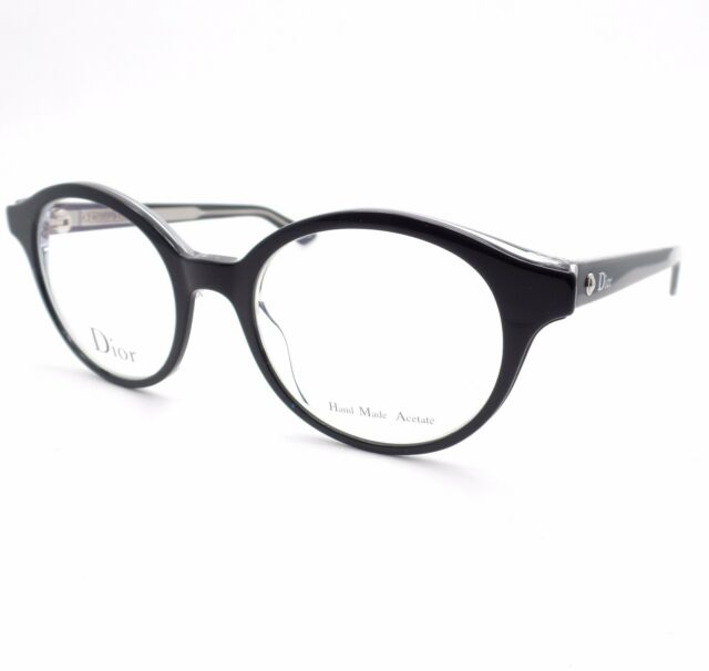 17b5542290 Christian Dior Montaigne 2 G99 Black Crystal 49mm Frames for sale ...