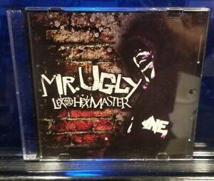 Lex the Hex Master - Mr Ugly CD 2nd Press twiztid insane clown posse mne blaze