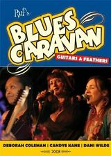 BluesCaravan - Guitars & Feathers / DVD / NEU+OVP-SEALED!