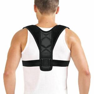 Adjustable-Back-Posture-Corrector-Shoulder-Support-Brace-Belt-Therapy-Men-Women