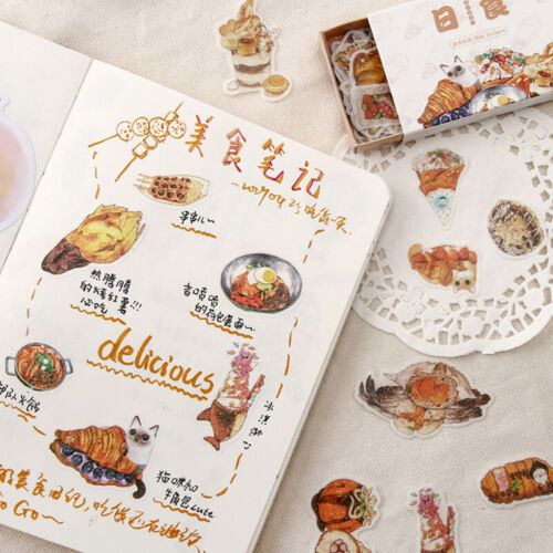 Planner Diary Stickers Stationery Scrapbooking Decor For Bullet Journal Album