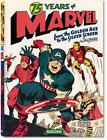 75 Years of Marvel Comics von Roy Thomas (2014, Kunststoffeinband)