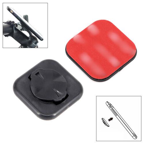 Universal Fahrrad Handy Schläger Adapter Halter für Garmin Edge GPS Halterung