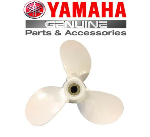 "7.5/"" x 7/"" Yamaha Genuine Outboard Propeller 4A//5C 4hp//5hp 2-Stroke Type B"