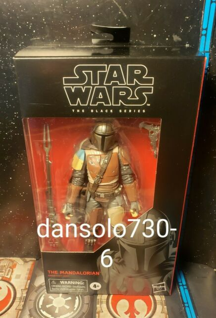 "STAR WARS BLACK SERIES 6"" THE MANDALORIAN #94"