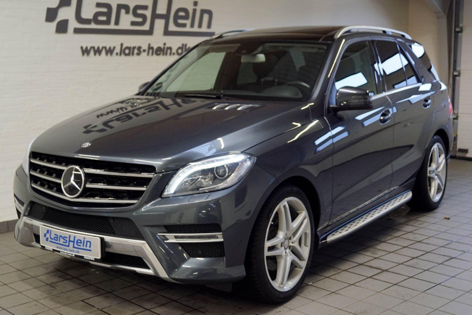 Mercedes ML350 3,0 BlueTEC AMG Line aut. 4-M 5d - 689.800 kr.