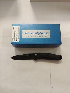 BENCHMADE 945BK-1 MINI OSBORNE S30V NEW IN THE BOX