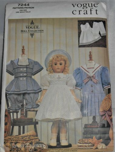 "Clothes /& Accessories for Baby Dolls Size 12/"" to 22/"" Sewing Patterns-Your Choice"