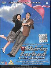 SHIRIN FARHAD KI TOH NIKAL PADI - BUMAN IRANI - FARAH KHAN - NEW BOLLYWOOD DVD