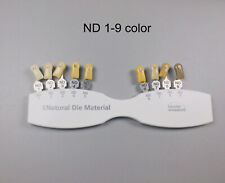 Dental Ips Natural Die Material Shade Guide Ivoclar Vivadent Nd1 9 Abutment 1set