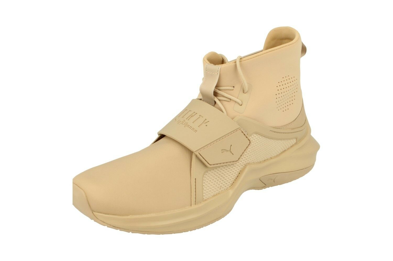 Puma The Trainer Hi By Fenty Rihanna Womens Trainers 190398 Sneakers Shoes 03
