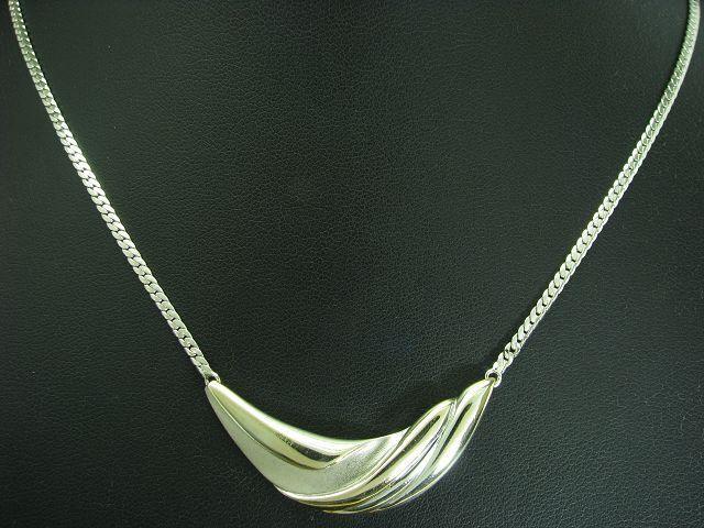 925 STERLING silver COLLIER   ECHTsilver   11,4g   46,8cm