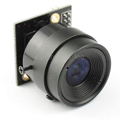 5MP Mega pixel OV5642 Sensor Camera Module /w CS mount Lens