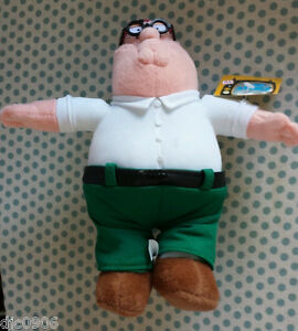 Image Is Loading The Family Guy Peter Griffin 7 034 Plush