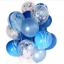 """miniature 2 - 12"""" Confettis Latex Ballons Mariage Fête D'Anniversaire Décoration 20 par sac"""