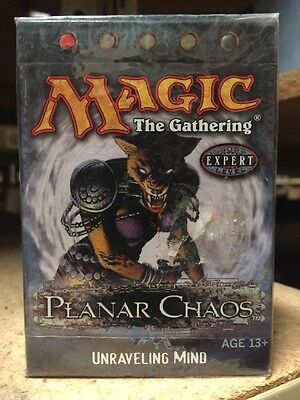 Magic The Gathering Planar Chaos Ixidor/'s Legacy Deck For Card Game MTG Sealed