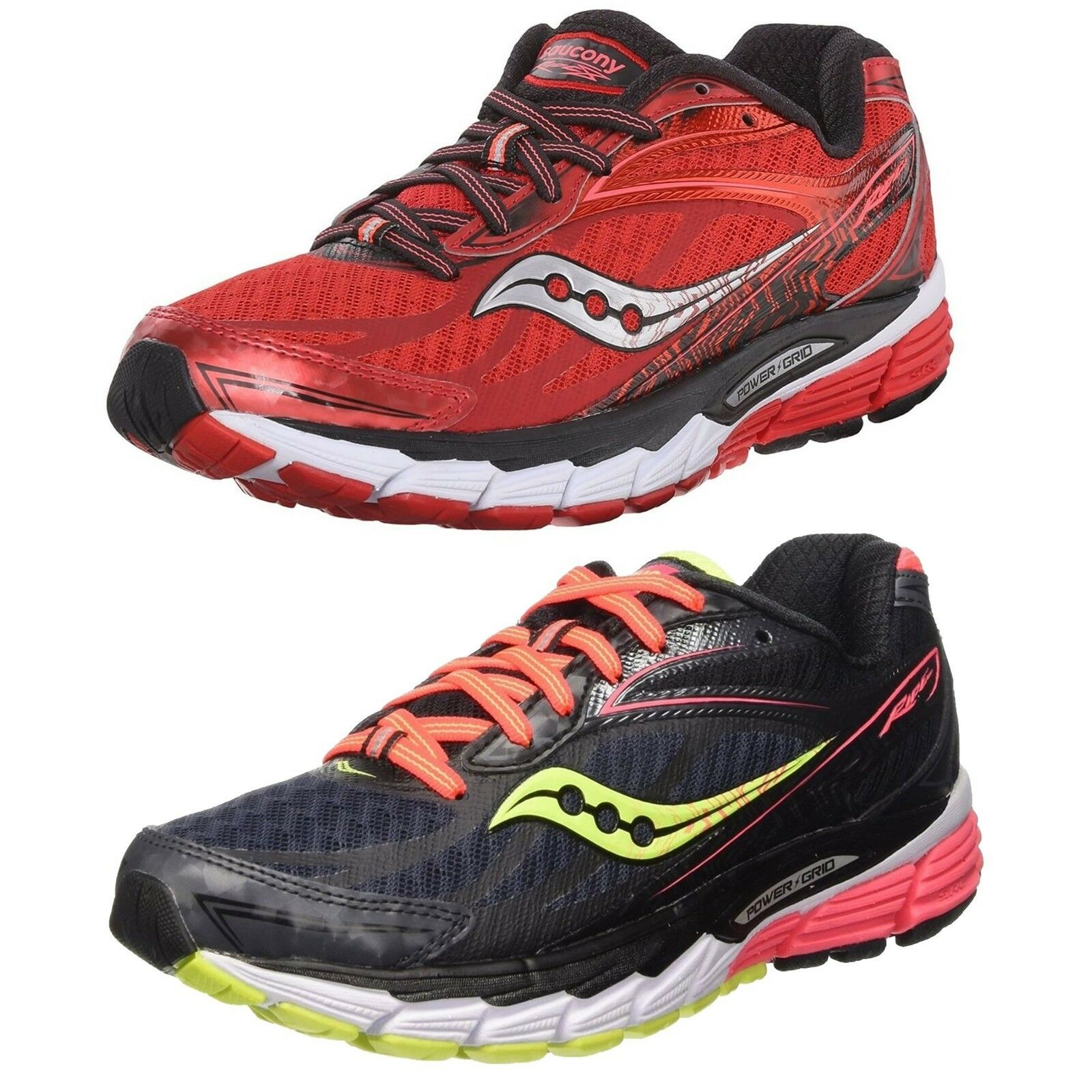 Saucony Women PowerGrid FlexFlim Ride 8 Athletic Running Training shoes NEW