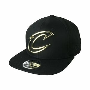 c64c1af542c NEW ERA 9FIFTY METAL BADGE CLEVELAND CAVALIERS CAVS SNAPBACK CAP CAP ...