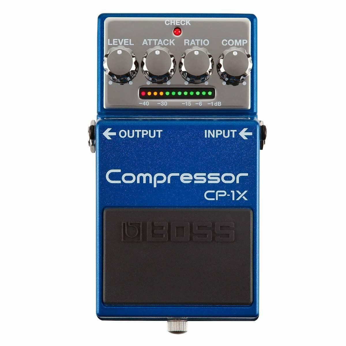 New BOSS CP-1X Compressor Guitar Effects Pedal From Japan
