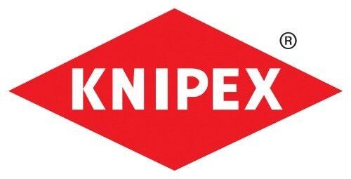KNIPEX Kneifzange schwarz atramentiert 210 mm