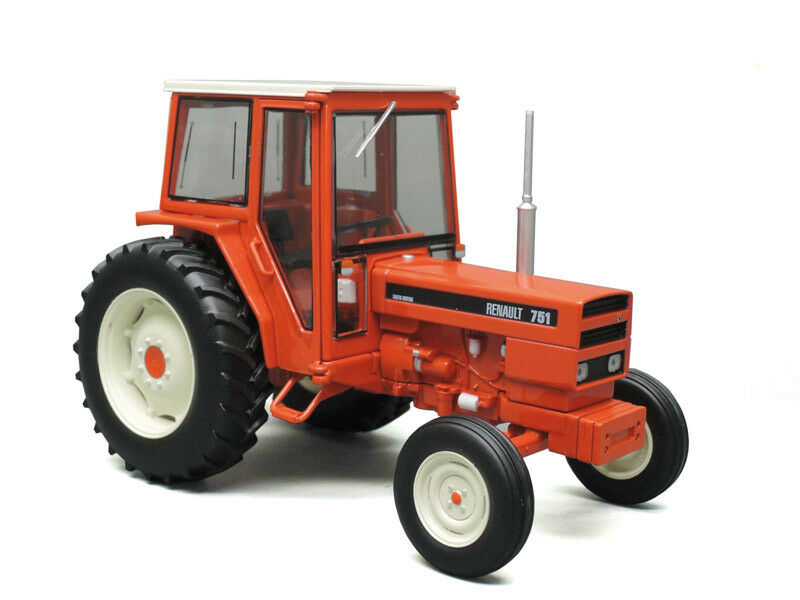 Renault 751 Trattore Tractor Tractor Tractor 1 32 Model REPLICAGRI 517bc8