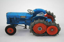 Corgi 54 FORDSON POWER MAJOR ROADLEES HALF TRACKS Tractor