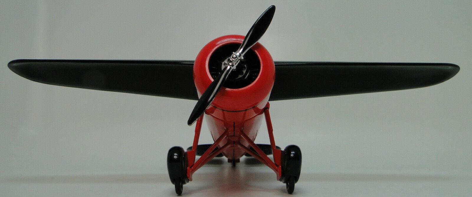 alta calidad Vintage Aviones Avión Modelo Diecast armadura militar Segunda Segunda Segunda Guerra Mundial Cocherusel de 1 48 Negro  venta caliente en línea