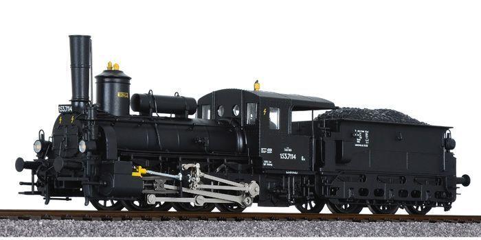 Liliput 131981 locomotiva BR 153.7114 delle ÖBB/BBÖ ep.3 con DSS, h0, parte-METALLO