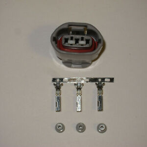 Plug Connector Denso Generator 3-pol Kubota 16678-6583-0 Toyota Lexus