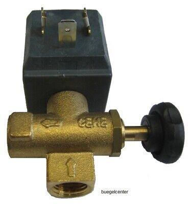 CEME 688 Magnetventil für Philips GC 9650//80 Dampfbügelstation