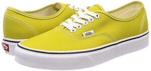 ef3f4cbedc04 Vans Unisex Authentic CRESS GREEN TRUE WHITE Skate Shoes Mens 9 10 ...