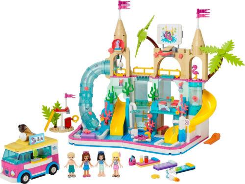 41430 Wasserpark von Heartlake City mit Mason LEGO Friends Neu /& OVP Emma