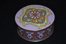 Vintage Revlon INTIMATE 3 oz Perfumed Body Powder Lavender Purple Sealed Unused