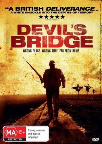 1 of 1 - Devil's Bridge -A BRITISH DELIVERANCE GENUINE REGION 4 DVD NEW/SEALED RARE