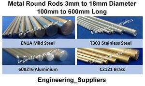 3-4-5-6-8-10-12-15-amp-18mm-Aluminium-Brass-Stainless-amp-Mild-Steel-Round-Bar