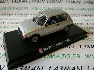 AP36N-Voiture-1-43-IXO-AUTO-PLUS-TALBOT-SAMBA-1981