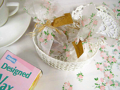 50pcs Rose Food Wrapping wax paper Wrapping paper Gift packaging Greaseproof